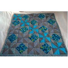 Лоскутное одеяло LO789