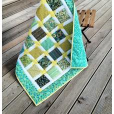 Лоскутное одеяло LO793