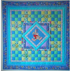 Лоскутное одеяло LO796